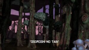 Osoroshi no Tabi Title Scene