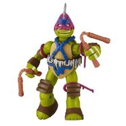 Savage Mikey Action Figure