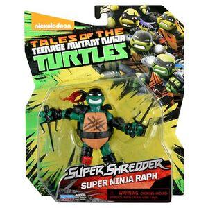 Super Ninja Raph (2016 Action Figure) Inside Package