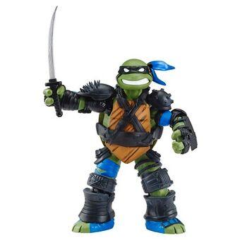 Super Ninja Leo 2016 Action Figure Teenage Mutant Ninja