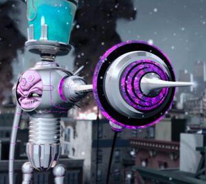 Ultimate Mutagen Blaster