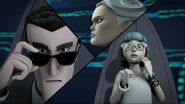Bishop Queen And Rook Reacting To The Turtles Revealing What Happened At Xaava-Dal