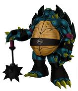 Teenage Mutant Ninja Turtles 2012 Slash