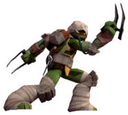 Mystic Raphael With Gear Profile