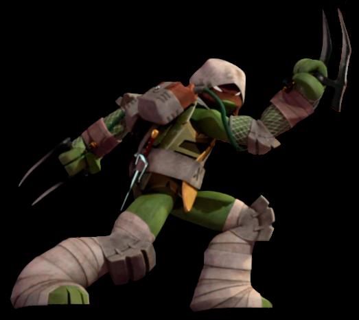 Mystic Raphael Teenage Mutant Ninja Turtles 2012 Series Wiki