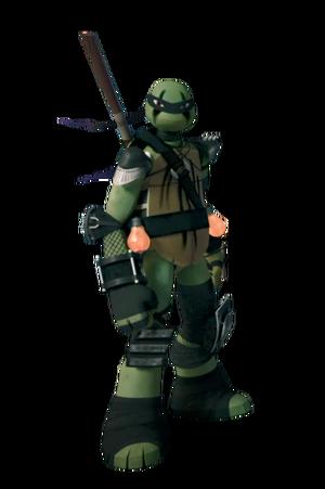 Dark Donatello Profile