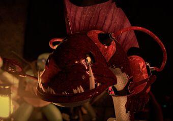 2012 *** FISHFACE FISH FACE *** TEENAGE MUTANT NINJA TURTLES TMNT