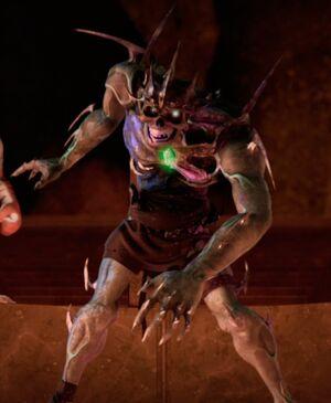 Undead Shredder Bio