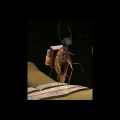 Spy Roach in seiner ursprünglichen Form