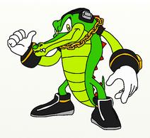 Vector the Crocodile-1
