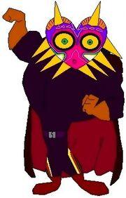 Drake (Penguin Yokai) (Masked)