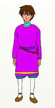 Arren (Lebannen) (Prince Outfit)