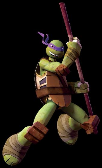 Donatello Tartarugas Ninja Wiki Fandom