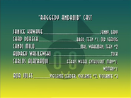 Raggedy Android-credits