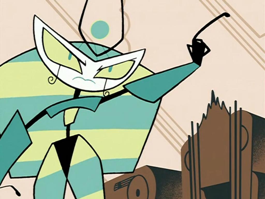 Vexus The Wiki Of A Teenage Robot Fandom
