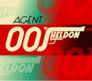 Agent 00' Sheldon