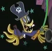 Third Space Pirate Captain