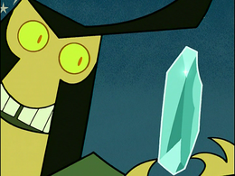 Smytus - Holding Crystal