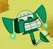 Teenage Robot XJ-5