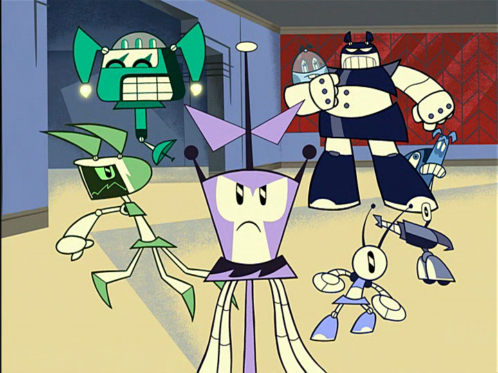 XJ-Sisters   The Wiki of a Teenage Robot   FANDOM powered by Wikia