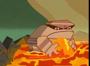 Critter Lava