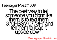 Teenager Post 008