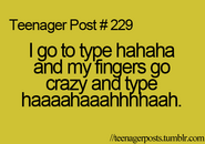 Teenager Post 229
