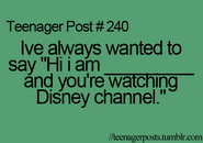 Teenager Post 240