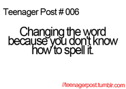 Teenager Post 006