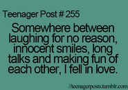 Teenager Post 255