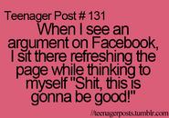 Teenager Post 131