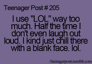 Teenager Post 205