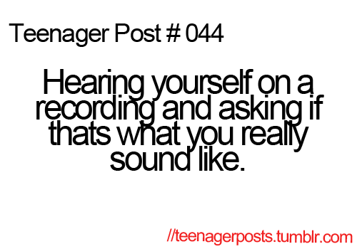 Teenager Post 044