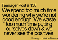 Teenager Post 138