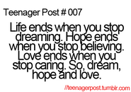 Teenager Post 007