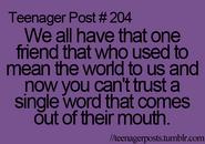 Teenager Post 204