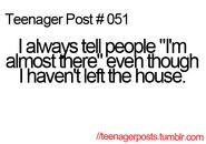 Teenager Post 051