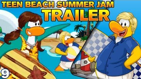 Teen Beach Movie Summer Jam Trailer 720p HD
