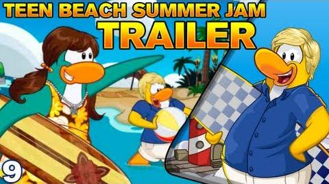 Teen Beach Movie Summer Jam Trailer 720p HD