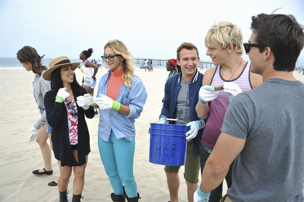 Teen Beach Movie Full Cast