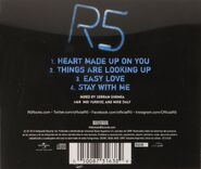 Heart Made Up On You (Back)