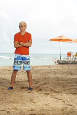 Brady Teen Beach 2 Promotional Picture