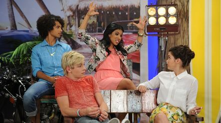 Ross, Chrisse, Jordan, and Maia 2