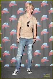 Ross Planet Hollywood & Good Morning America (3)