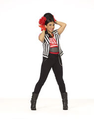 Chee Chee Teen Beach 2 Promotional Picture