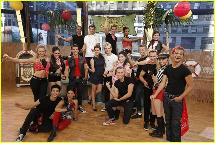Teen Beach Movie Full Cast
