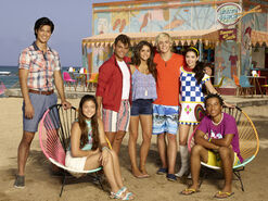 Main Cast Teen Beach 2 Promotional Picture