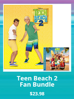 Teen Beach 2 Fan Bundle