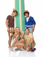 Surfers Surfboard