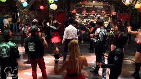 Teen Beach Movie - On The Set - Music and Dance